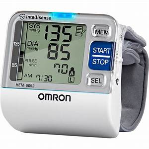 Omron Wrist Blood Pressure Monitor  Bp652