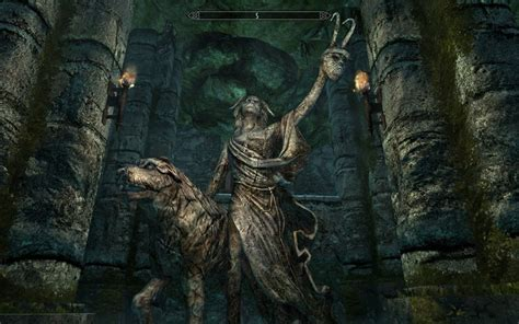 Skyrim Screens S Clavicus Vile Shrine By Vincent Is