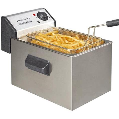materiel cuisine professionnelle friteuse professionnelle electrique profiline