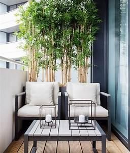 25 ideas para decorar un pequeño balcón o terraza - pisos