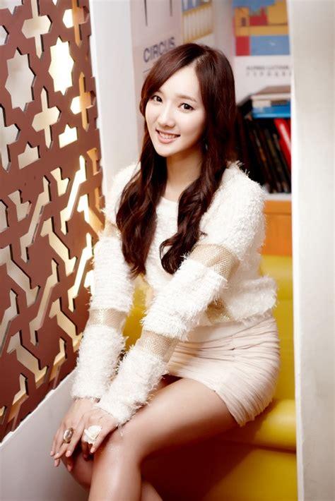 stellar reveals  members min hee  hyo eun soompi