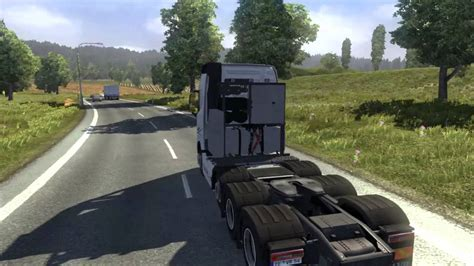 volvo fh     chassis    ets youtube