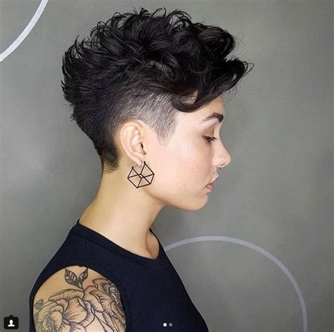 25 short funky haircuts 2018 goostyles com