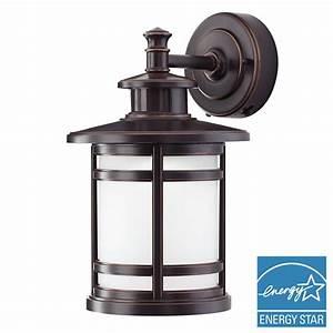 Home Depot Motion Sensor Exterior Light Home Decorators Collection Oil Rubbed Bronze Motion Sensor