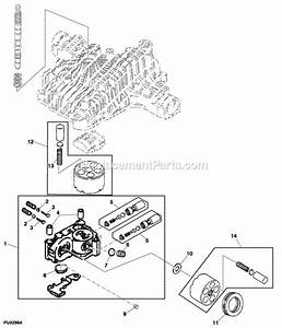 Wiring Diagram  14 John Deere La105 Belt Diagram