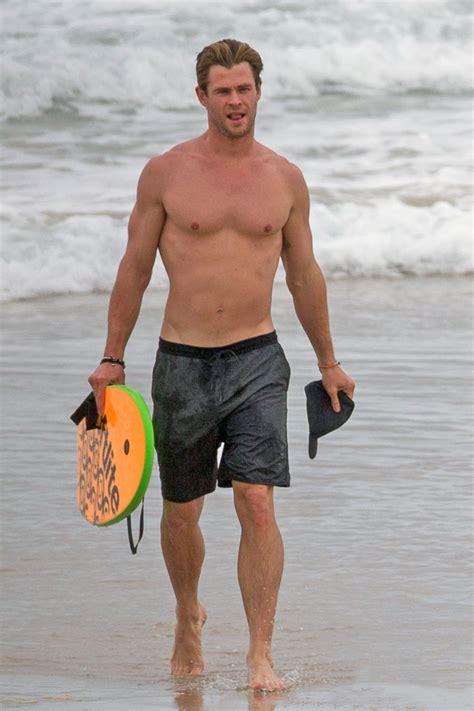 Chris Hemsworth Photos and Images - ABC News