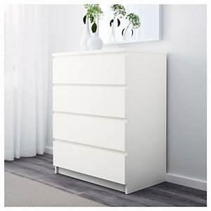 Ikea Wickelkommode Malm : malm chest of 4 drawers white 80 x 100 cm ikea ~ Frokenaadalensverden.com Haus und Dekorationen
