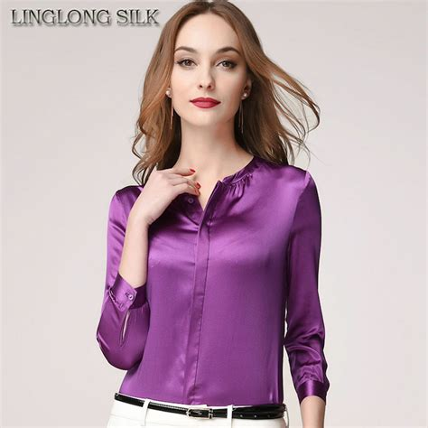 silk charmeuse blouse buy wholesale charmeuse silk blouse from china