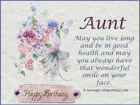 birthday wishes  aunt greetingscom