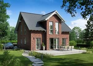 Bilder Von Häuser : familienhaus esprit klinker von kern haus klinkerfassade ~ Markanthonyermac.com Haus und Dekorationen