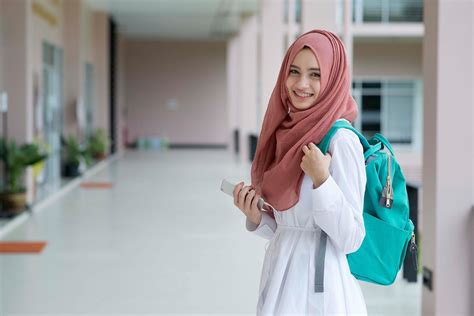 tutorial style hijab simple bawah menit