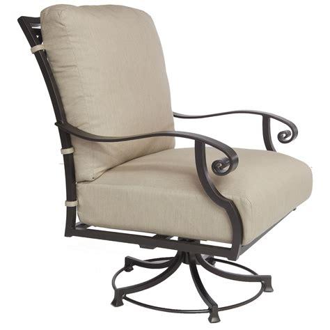 palisades swivel rocker lounge chair hauser s patio