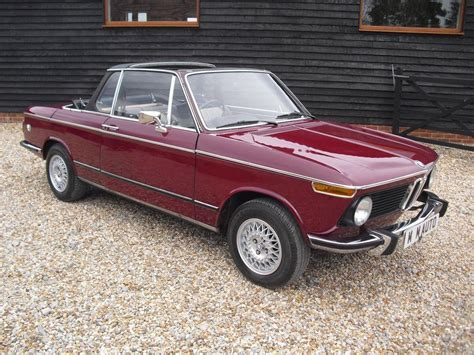 bmw 2002 cabrio baurspotting 1975 bmw 2002 cabrio targa by baur for sale