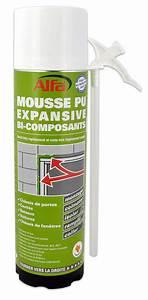 Mousse Polyuréthane Expansive Étanche À L Eau : mousse pu expansive bi composant 2k ~ Nature-et-papiers.com Idées de Décoration