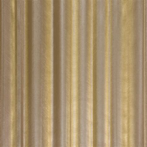 designer marken vliestapete glööckler vorhang gold braun metallic 52526