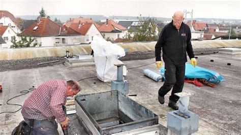 Wie Teuer Ist Ein Neues Dach by R 246 Dermark Halle Urberach Noch Teurer Dach Undicht