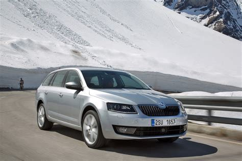 skoda octavia combi limited edition gt technical details history photos on better parts ltd