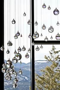 Hanging, Crystals