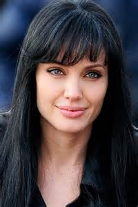 Celebrities with Black Hair Color