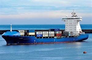 Largest Container Ship to Visit Port of Tyne