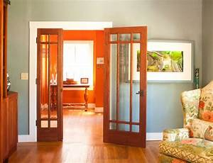 craftsman doors for the home pinterest craftsman With interior paint colors for craftsman home