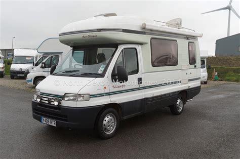 SOLD: 2001 (Y Reg) Autosleeper Talisman 2/4 Berth. Peugeot