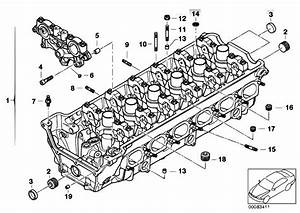 Original Parts For E46 M3 S54 Coupe    Engine   Cylinder