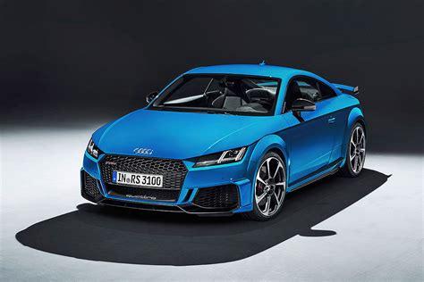 2019 Audi Tt Rs by Audi Tt Rs Facelift 2019 Bilder Autobild De