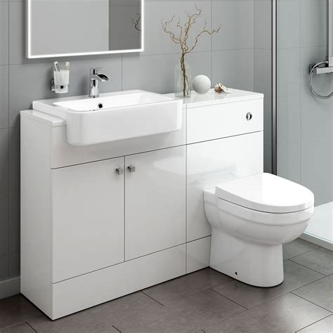 combined vanity storage unit  basin    wall