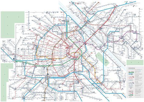 vienna hop  hop  bus route map  combo deals