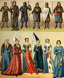 Late Middle Ages | Historical Garments (Late Middle Ages ...