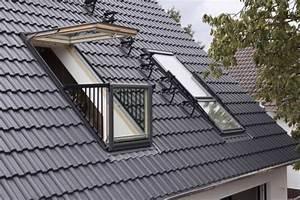 Velux Fenster Einbau : velux cabrio im handumdrehen zum mini balkon ~ Orissabook.com Haus und Dekorationen