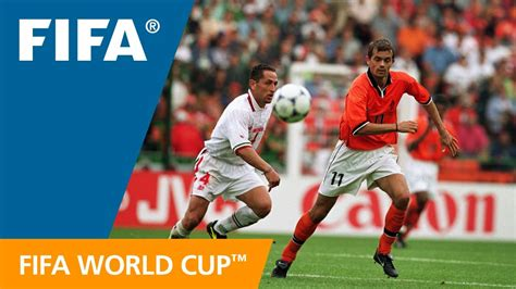 Netherlands 2-2 Mexico | 1998 World Cup | Match Highlights ...