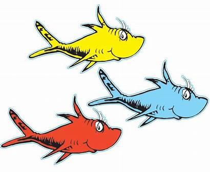 Seuss Dr Clip Fish Clipartpanda Suess Characters