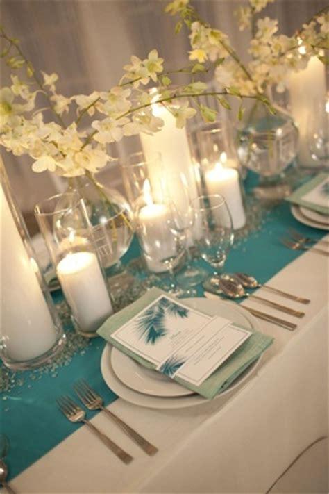 25 best ideas about teal centerpieces teal wedding centerpieces blue