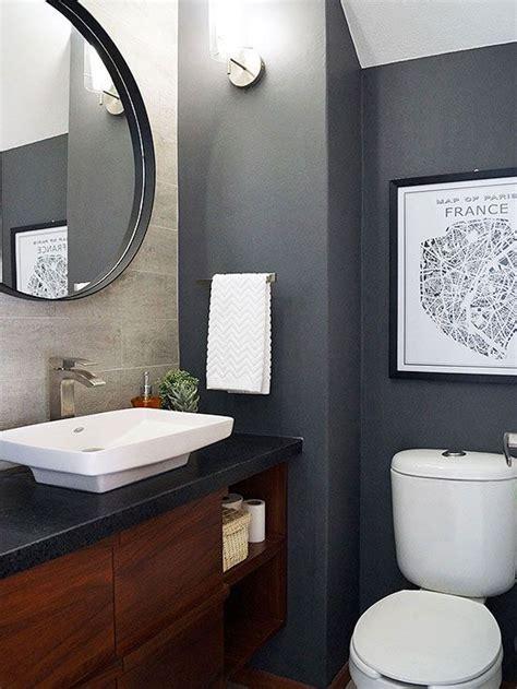 Best 25+ Dark Gray Bathroom Ideas On Pinterest