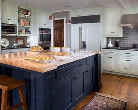yellow kitchen island navy blue yellow kitchens and navy on 1219