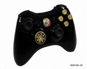 Xbox 360 Black Bullet 70 Mode Programmable Rapid Fire
