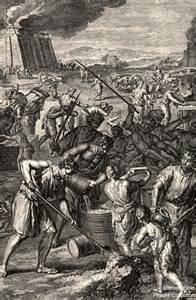 Israelites Egypt Slavery