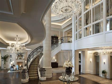 modern houses interior luxury mansion kitchens beautiful