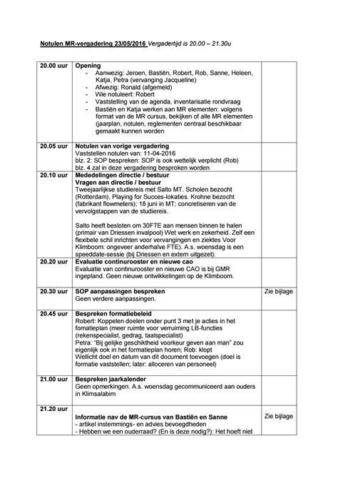 agenda en notulen   remko koeneman issuu