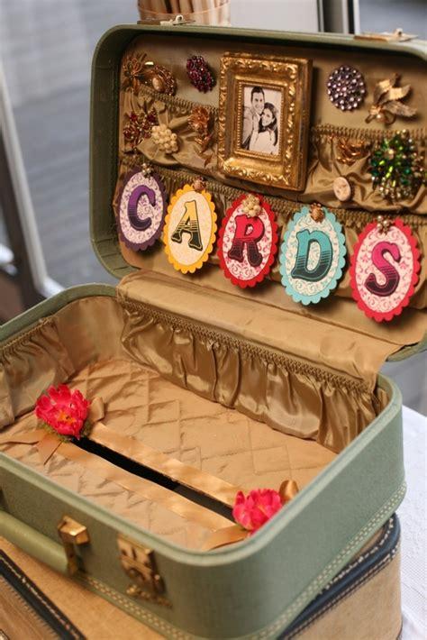 10 Wedding Card Box Ideas