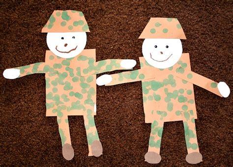 toy soldier craft for kids soldier craft
