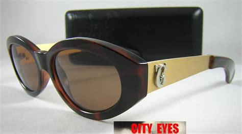 Vintage Versace Italy Optical Frames For Eyeglasses Or
