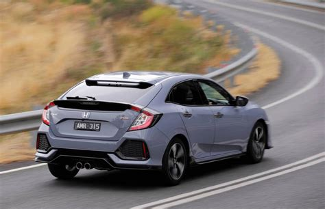2017 Honda Civic RS hatch review | Top10Cars