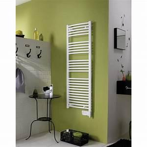 Thermor Seche Serviette : thermor seche serviette corsaire cintre blanc 500w 472 311 ~ Premium-room.com Idées de Décoration