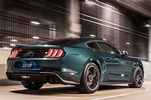 Fiche technique Ford Mustang GT Bullitt 2020