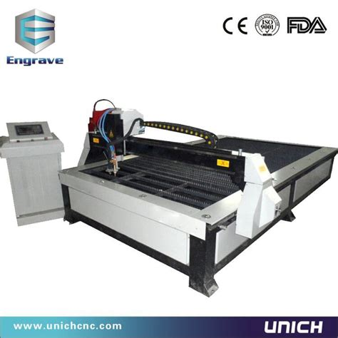 cnc plasma table price jinan unich discount price fast speed plasma cutting