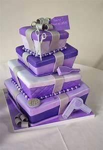 363 best Cake #18 Purple Lavender images on Pinterest ...