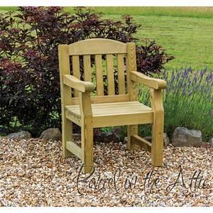 Elda, Individual, Chair, Heavy, Duty, Garden, Bench